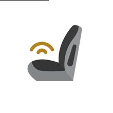 STANDARD REAR SEAT REMINDER