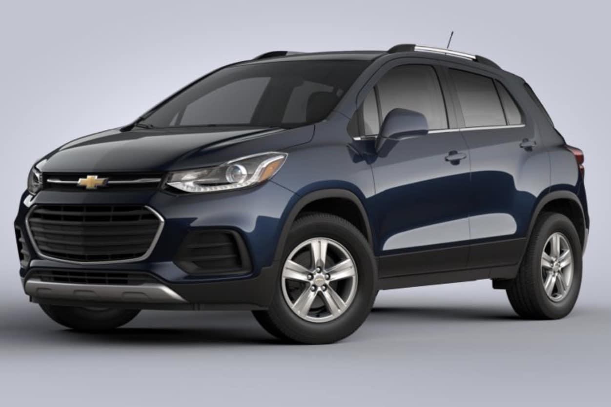 2021 Trax AWD LT