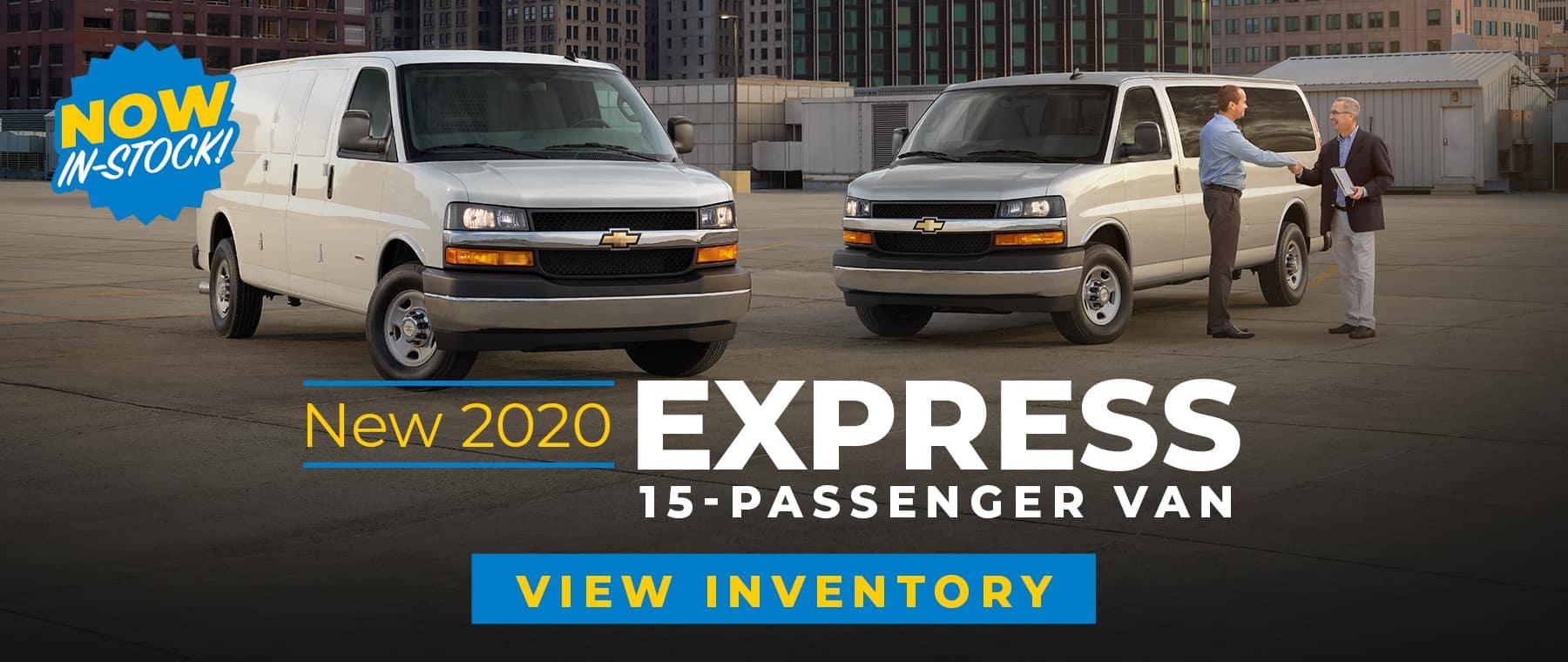 Express Work Trucks 2