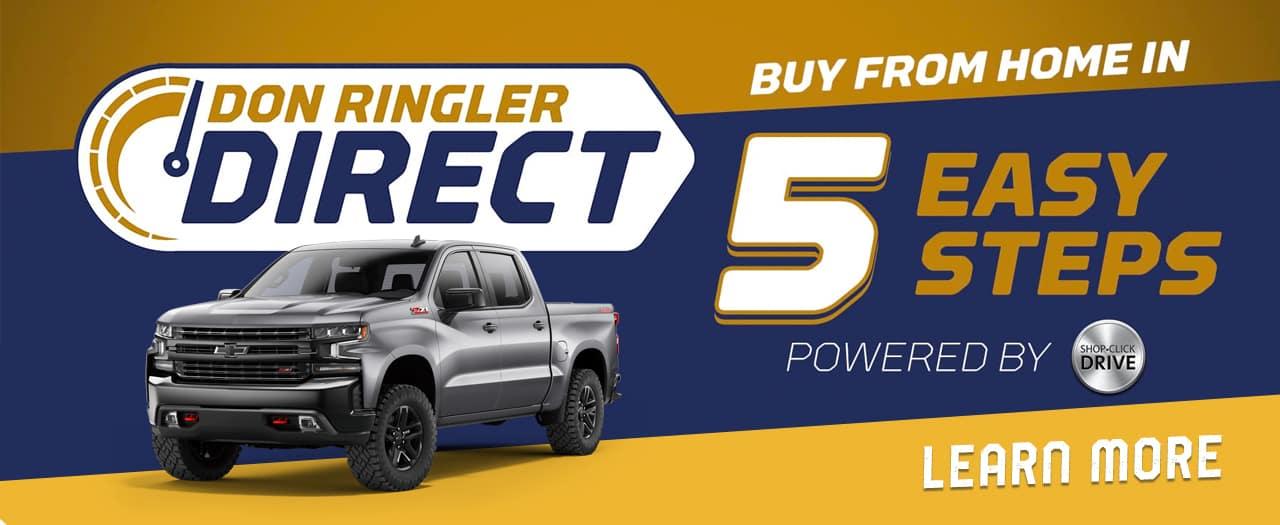 Don Ringler Direct
