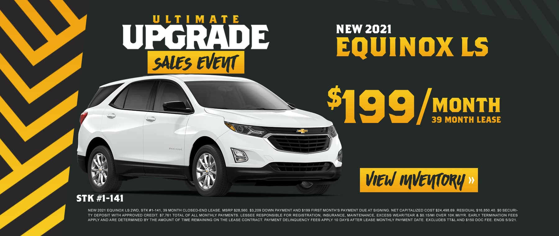 Chevy Equinox Sale