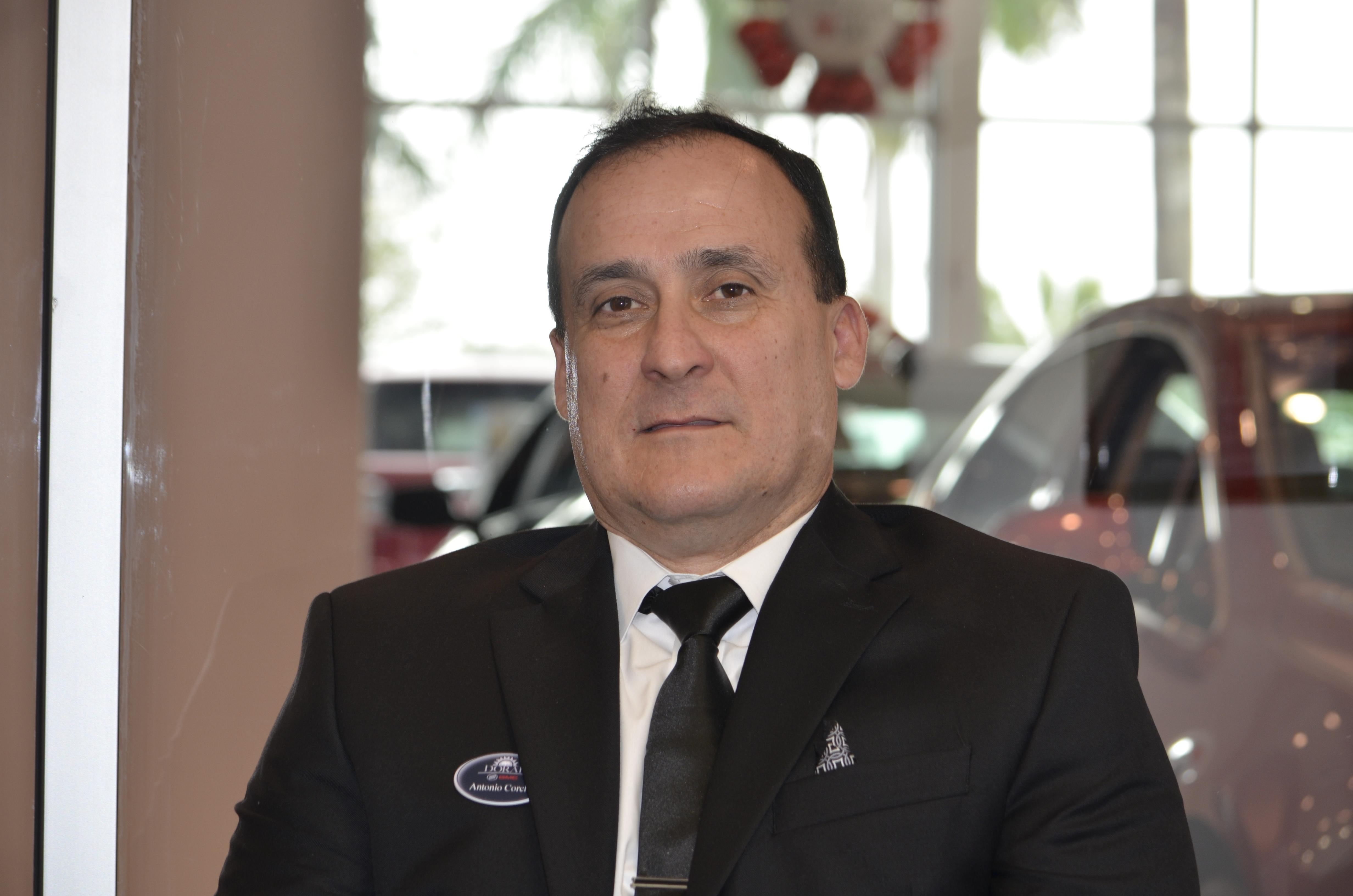 Antonio Corcho Orozco