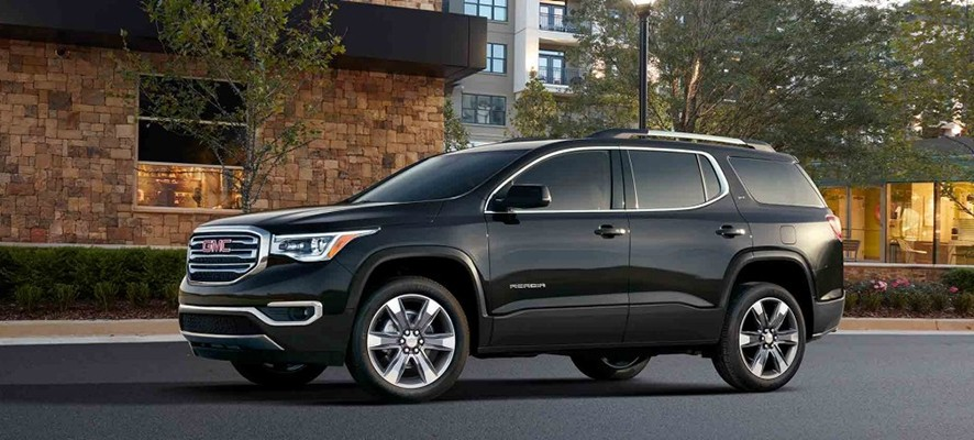 Get ready for the 2018 GMC Acadia - Doral Buick GMC