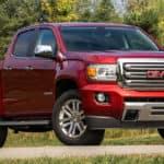 2018 GMC Canyon SLT Diesel