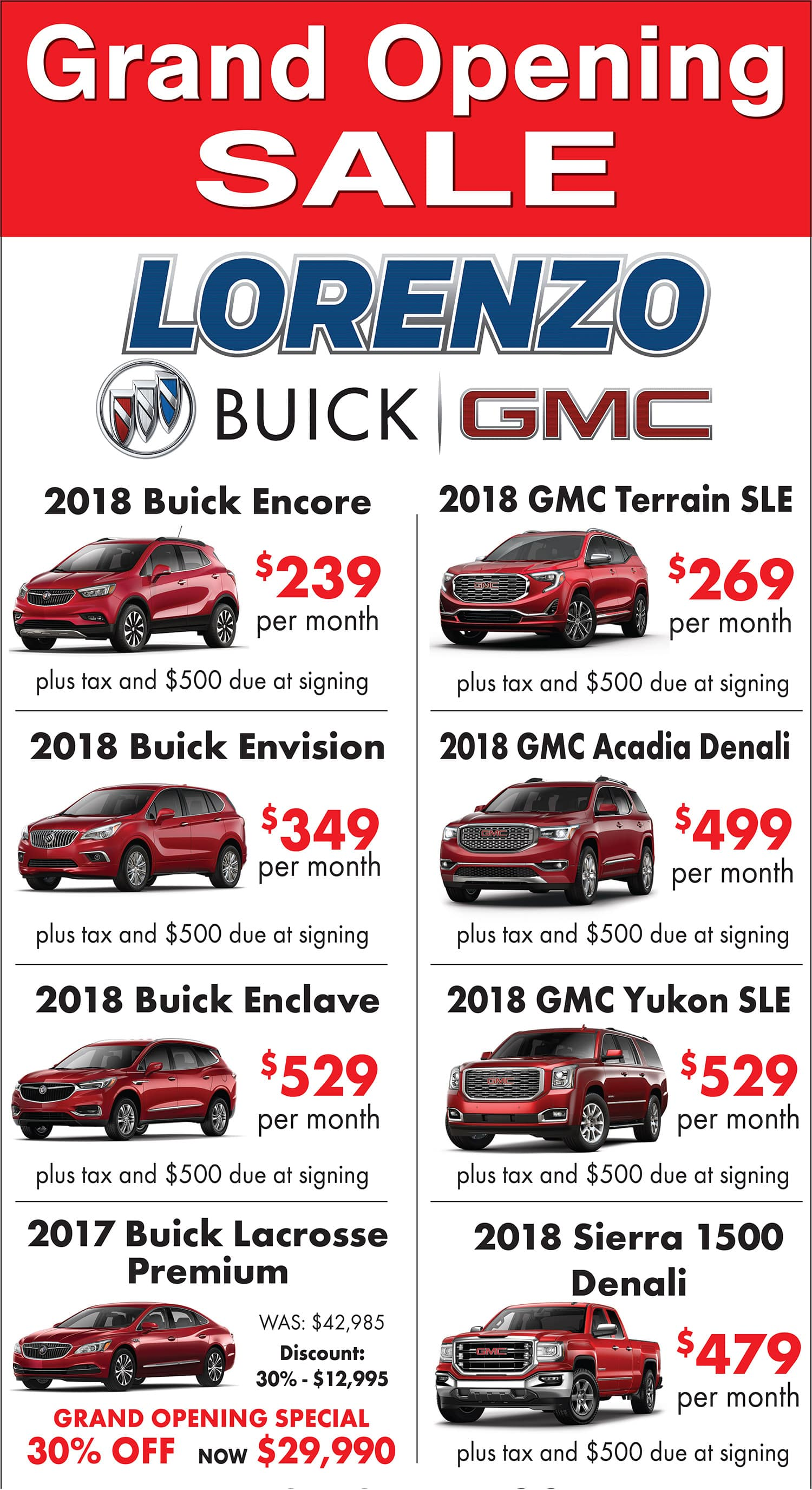 Doral Buick Gmc In Miami Fl New Used Cars Autos Post