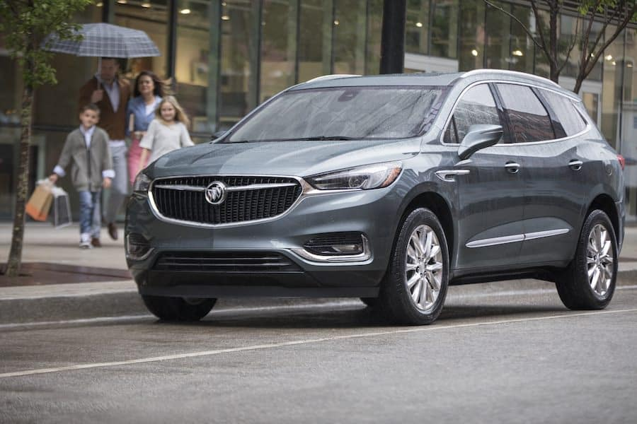 2018 buick enclave is making heads turn in miami | lorenzo buick gmc