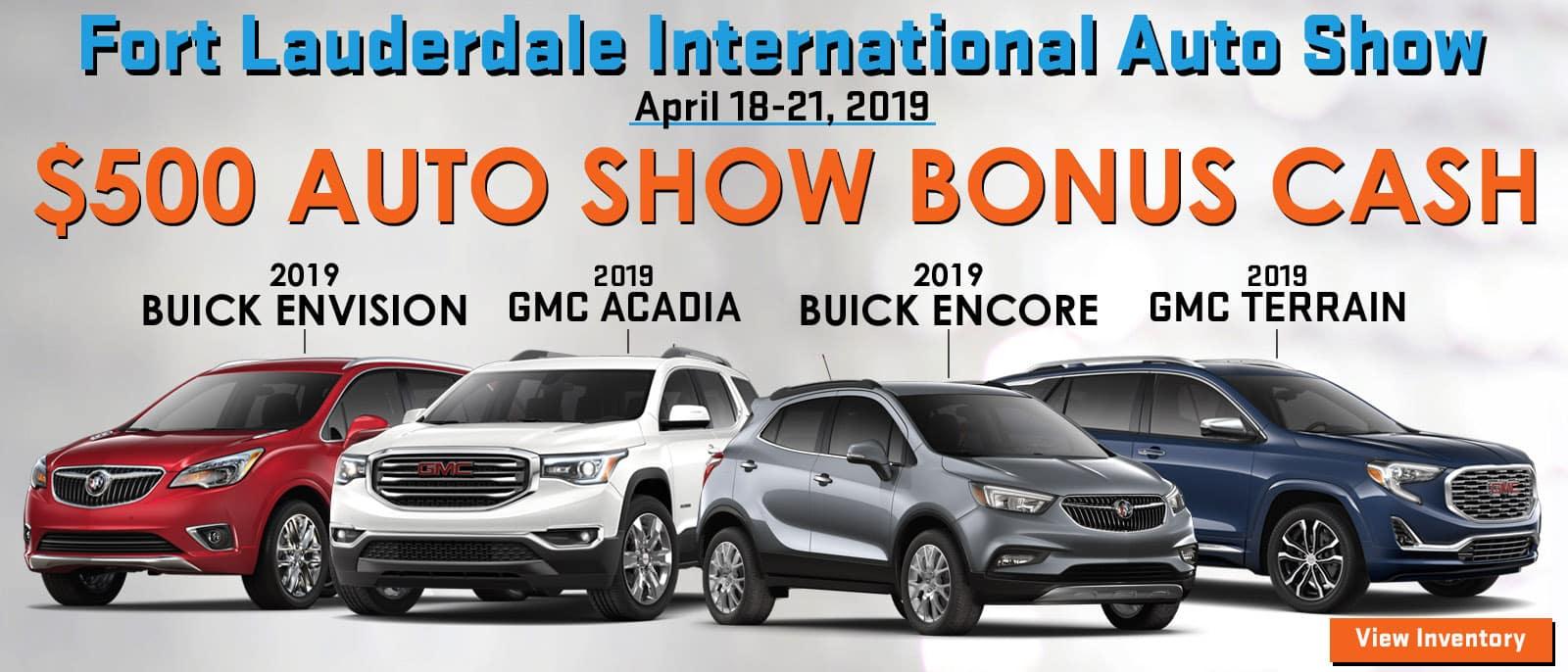 Fort Lauderdale Auto show