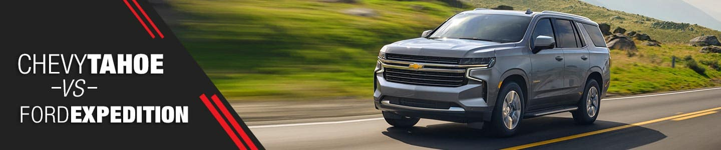 Chevy Tahoe offers available at Dyer Chevy in Fort Pierce, Florda