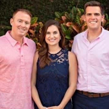 John, Will & Tatiana Dyer