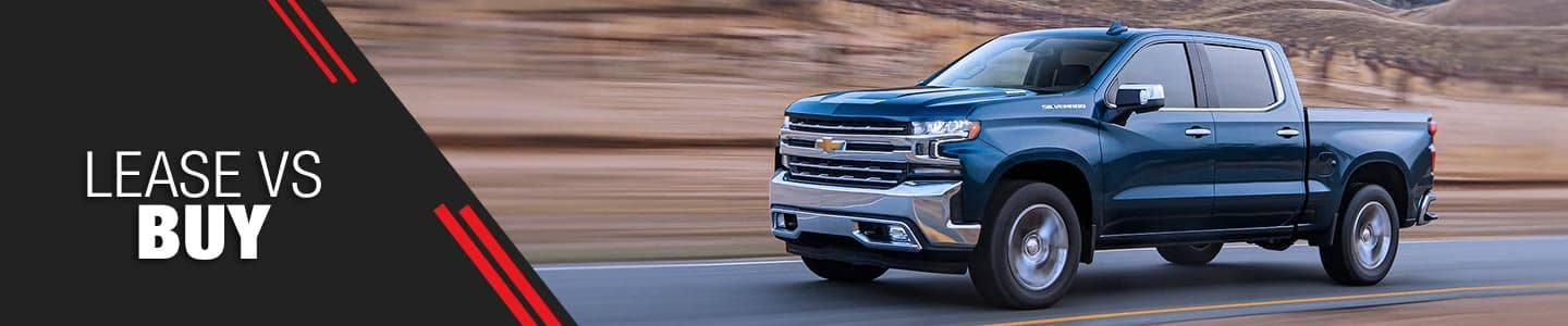 buying and leasing options available at Dyer Chevy in Fort Pierce, Florida