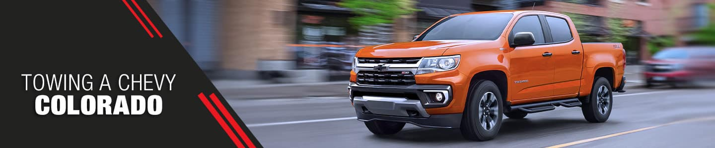 Can You Flat Tow A Chevy Colorado?