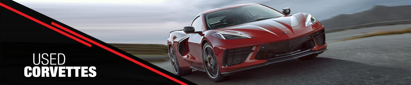 Used corvettes available at Dyer Chevy in Lakes Wales, Florida
