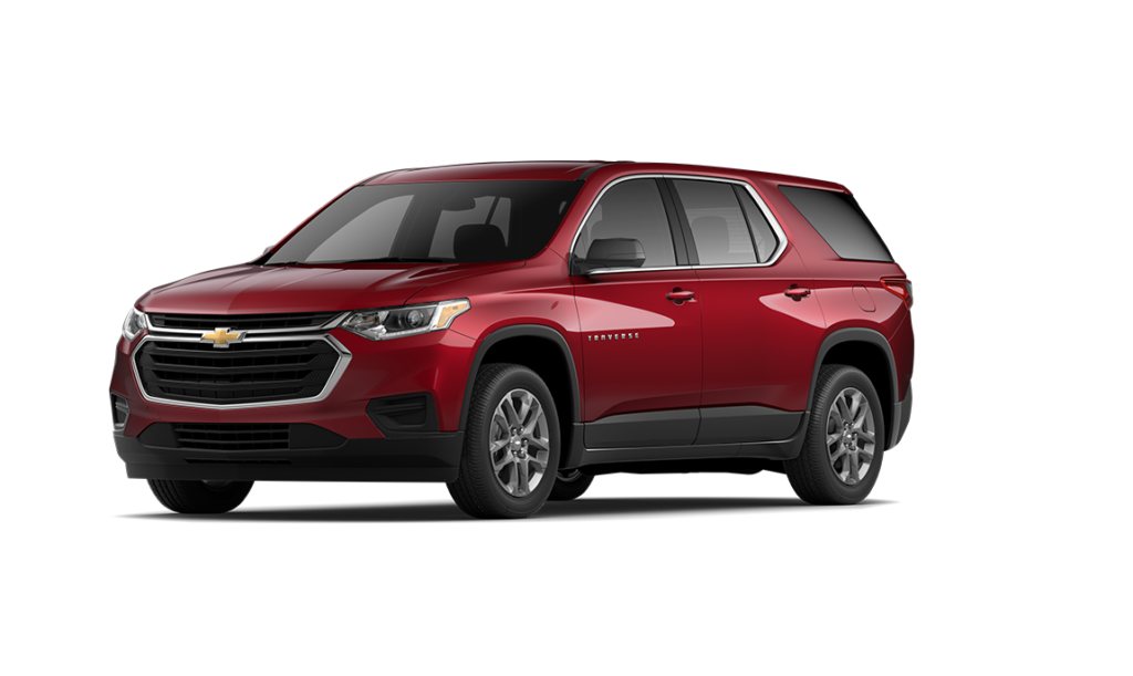 NEW 2020 CHEVROLET TRAVERSE