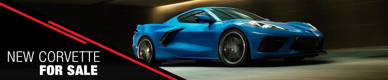 new blue corvette for sale near Poinciana, FL