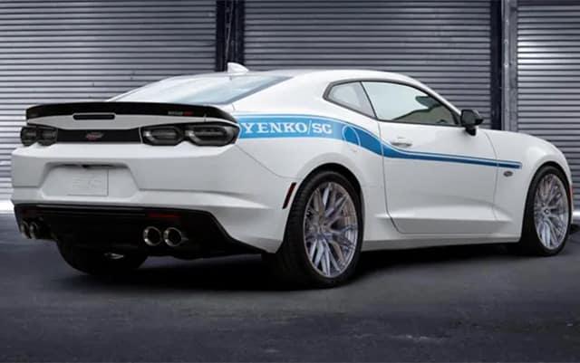 Yenko Edition Camaro