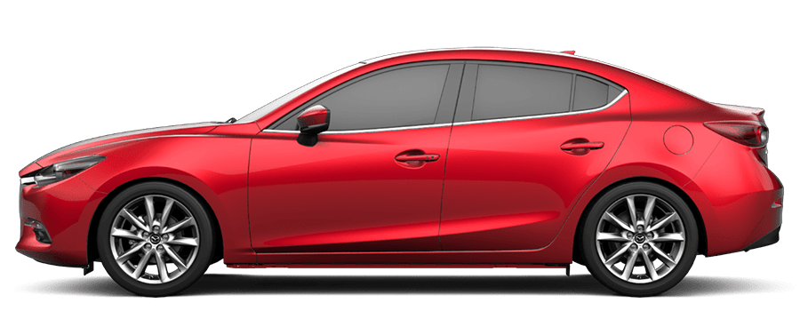 Mazda3 4-Door Sedan