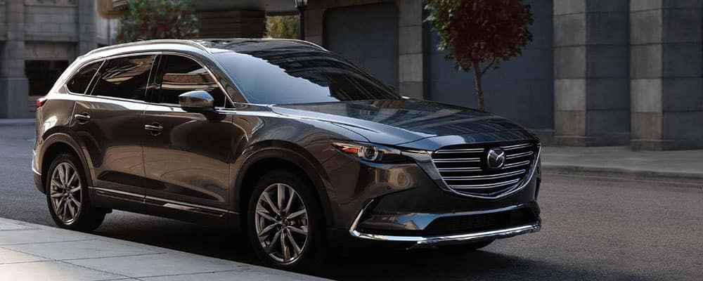 2019 Mazda CX-9 Exterior passenger side