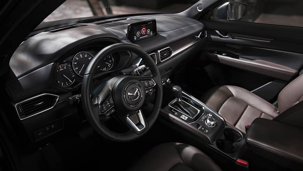 2019 Mazda CX-5 Interior Space