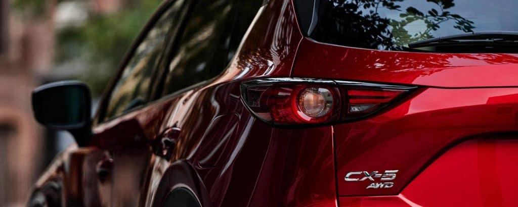 2019 Mazda CX-5 grand-touring reserve quarter rear