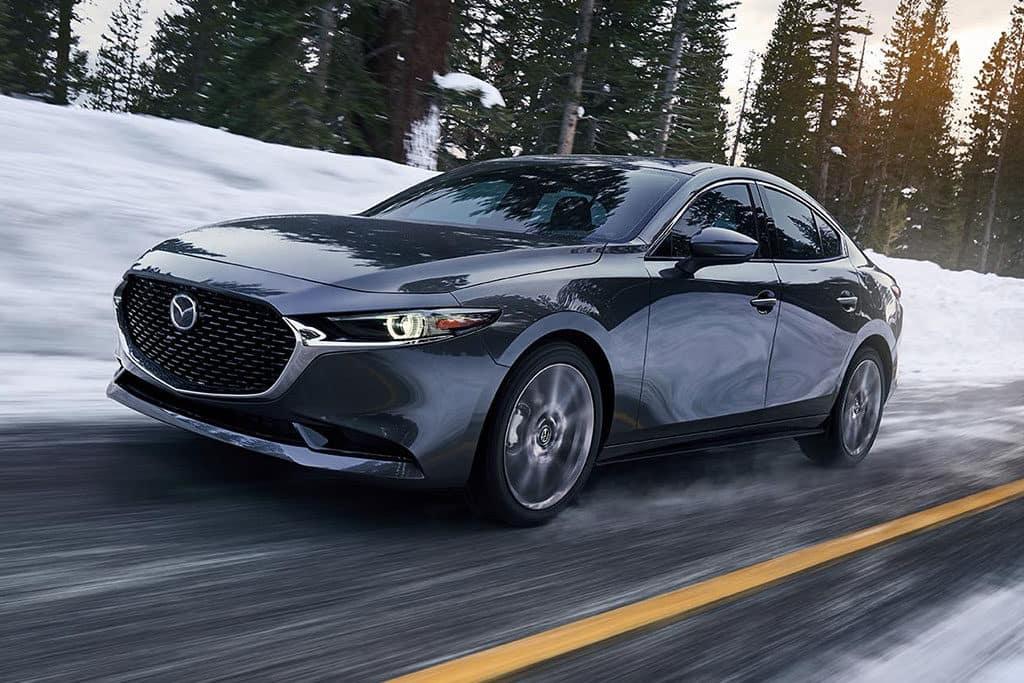 New 2019 Mazda 3