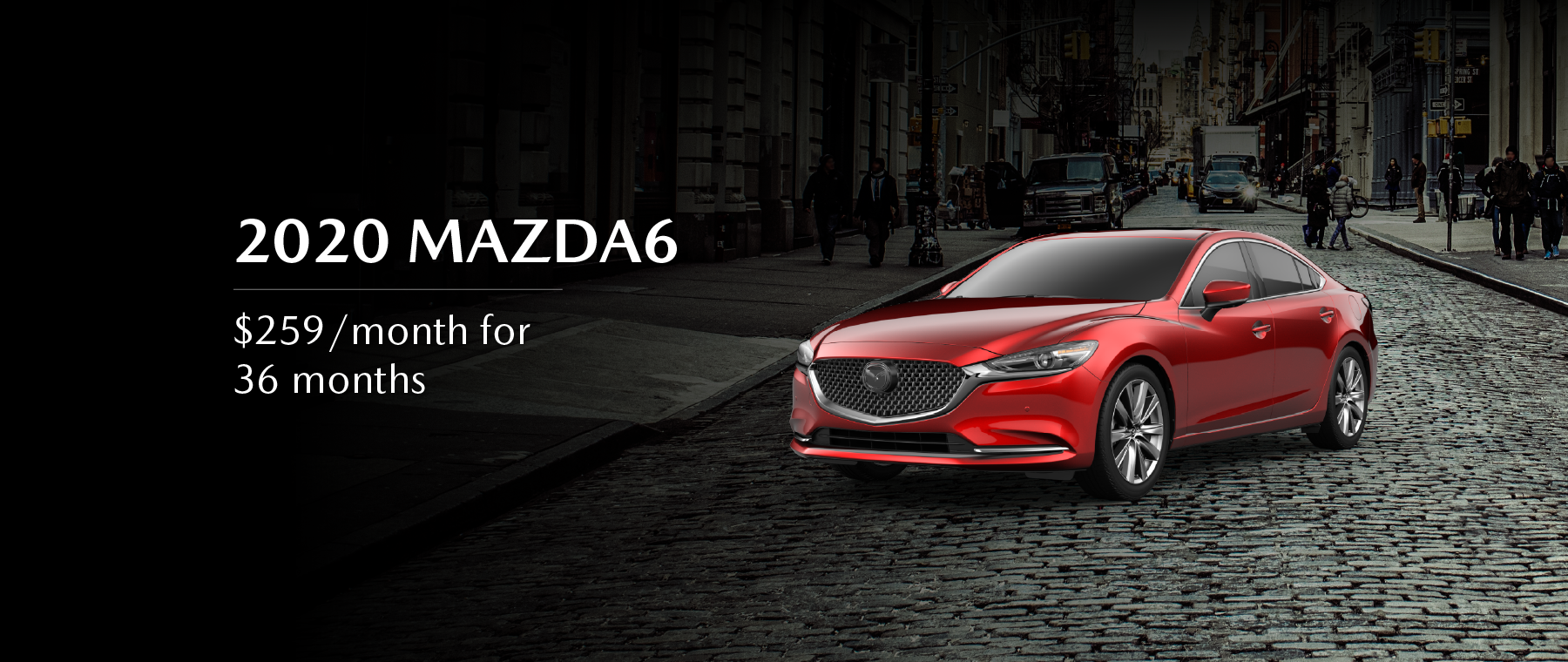2020 Mazda6