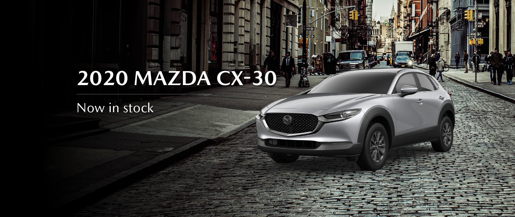 202 Mazda CX-30
