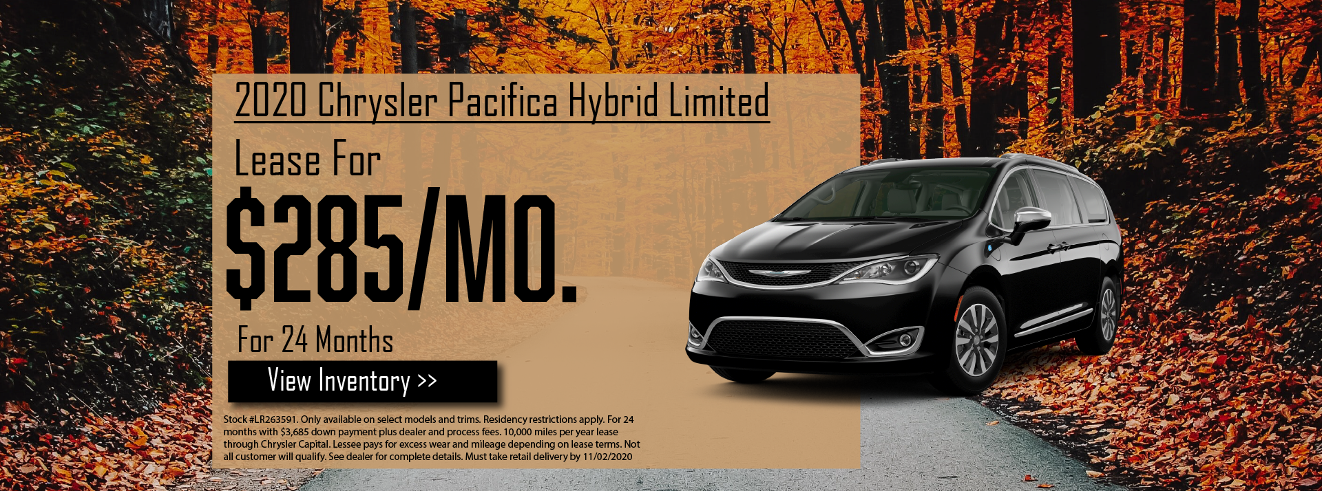 pacifica hybrid revised