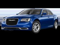 2020 Chrysler 300 angled