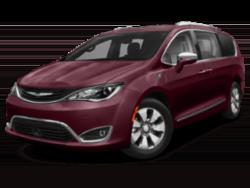 2020 Chrysler Pacifica Hybrid angled