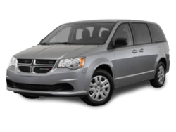 2020 Dodge Grand Caravan angled