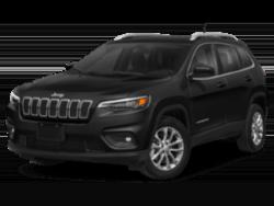 2020 Jeep Cherokee angled