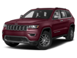 2020 Jeep Grand Cherokee angled