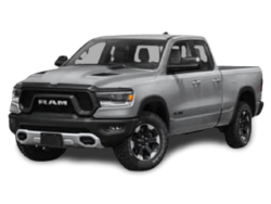 2020 Ram All New 1500 angled