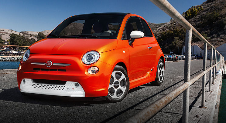 Used and certified pre-owned FIAT 500e for Seattle, Tacoma, Renton and Olympia