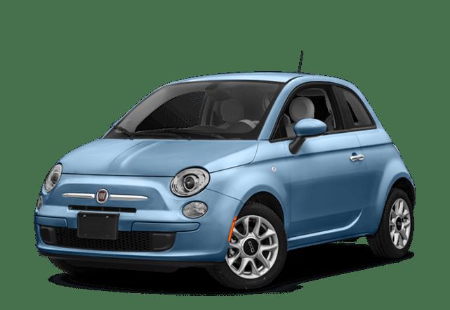 2017 Fiat 500 Compare