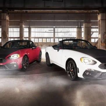 2019 FIAT 124 Spiders