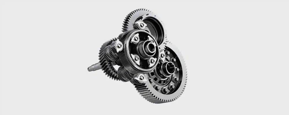 Fiat transmission