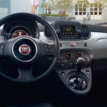 2018-FIAT-500-Dashboard-Interior