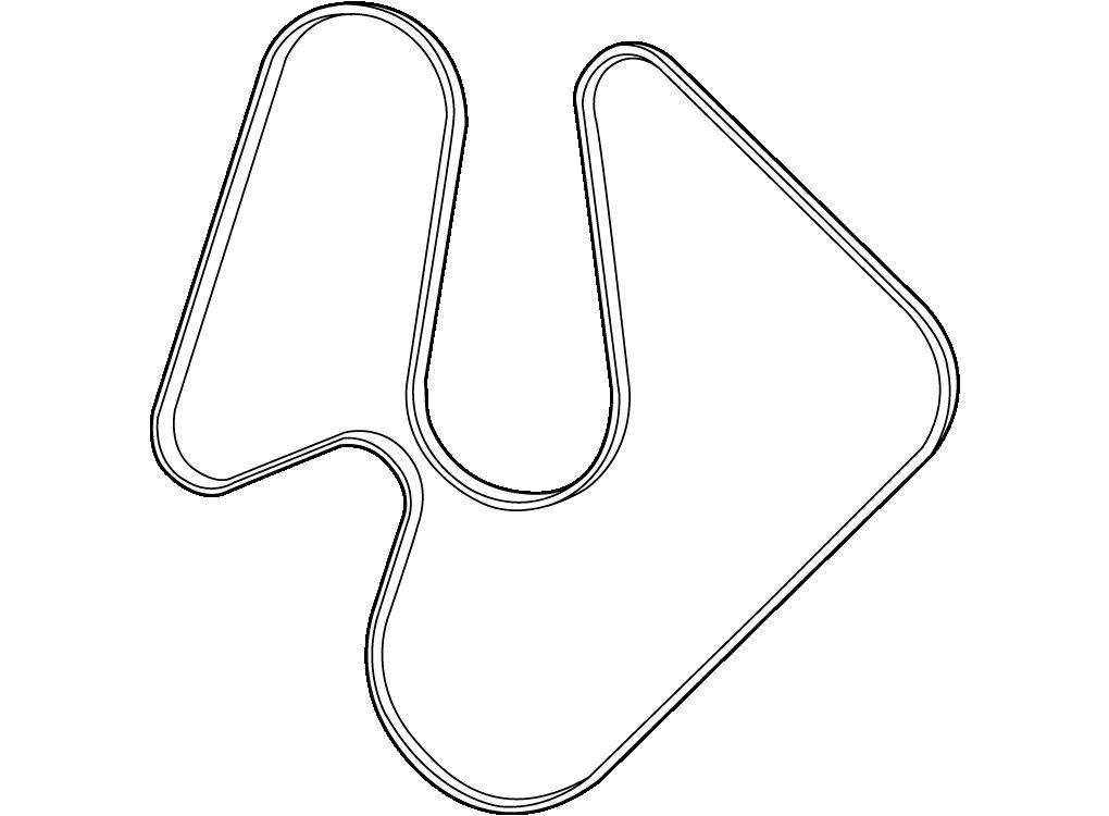 FIAT serpentine belt