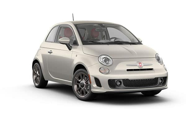 2019 FIAT 500 Pop Bianco White Ice