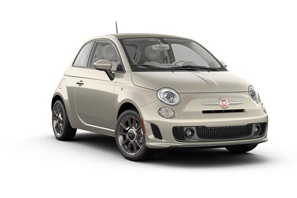 2019 FIAT 500 Pop Perla White Tri-Coat