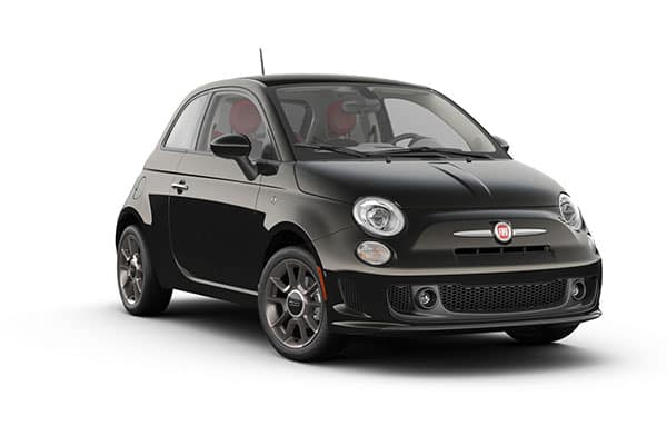 2019 FIAT 500 Pop Vesuvio Black