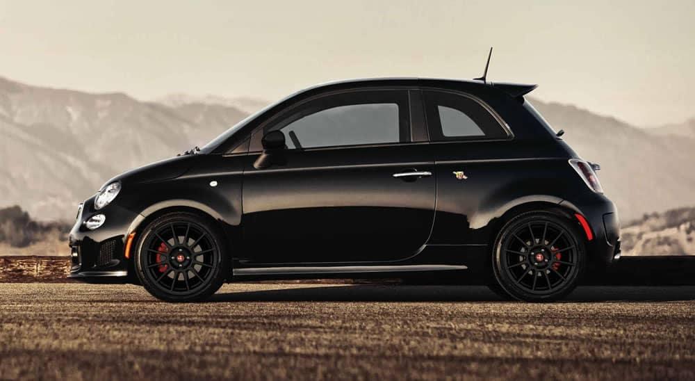 2019 Fiat 500 Side