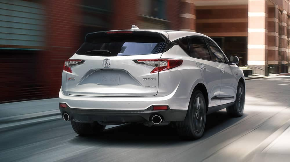 2019 Acura Rdx Info Findlay Acura L Henderson