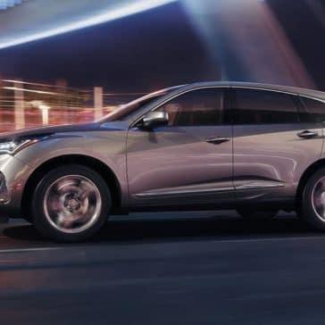 2019 Acura RDX profile view