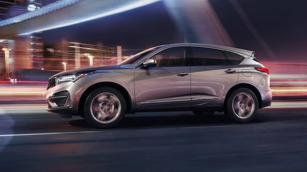 2019 Acura RDX profile view