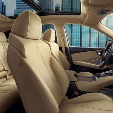 2019 Acura RDX seating