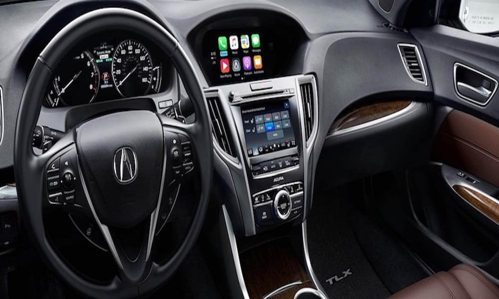 Acura Tlx Interior >> 2019 Acura Tlx Technology Package Findlay Acura Henderson