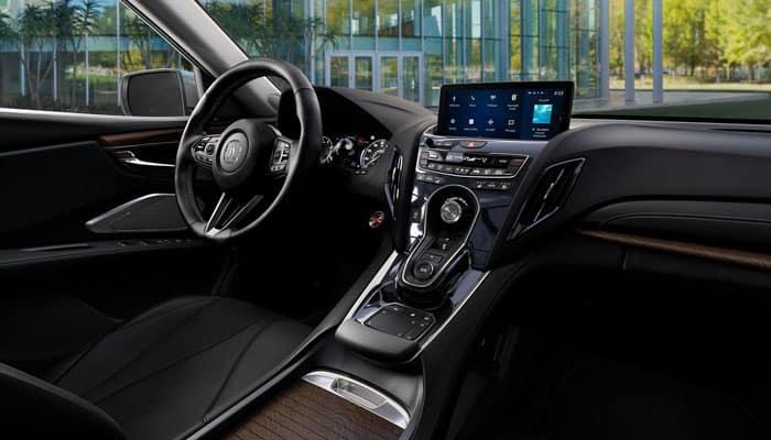2019 Acura RDX Interior Passenger View