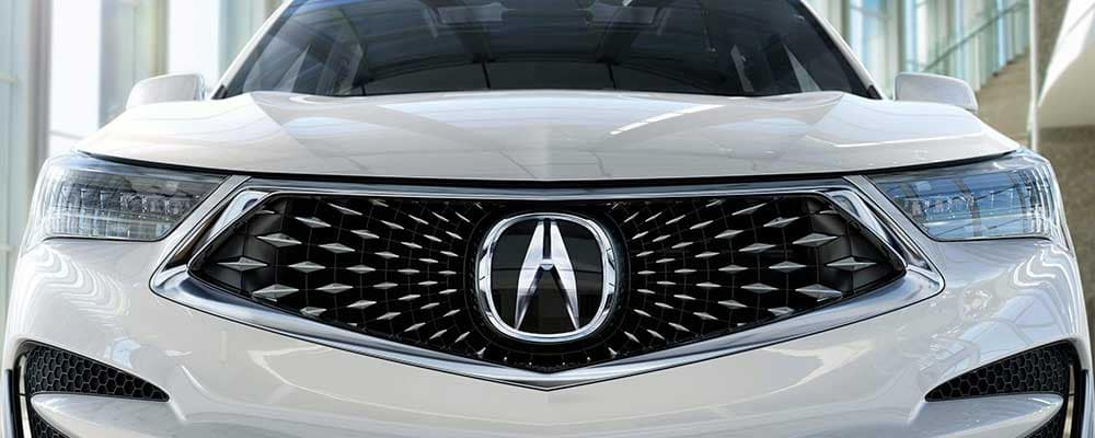2019 acura rdx equipping the acura rdx technology package